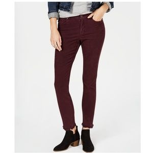 STYLE & CO Courdaroy Skinny Pants